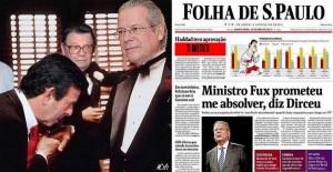 FUX, UM EMBARAÇO PARA A JUSTIÇA BRASILEIRA